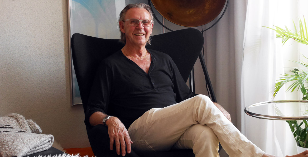 Lars Elovsson has co-owned Chevalier for more than 20 years.